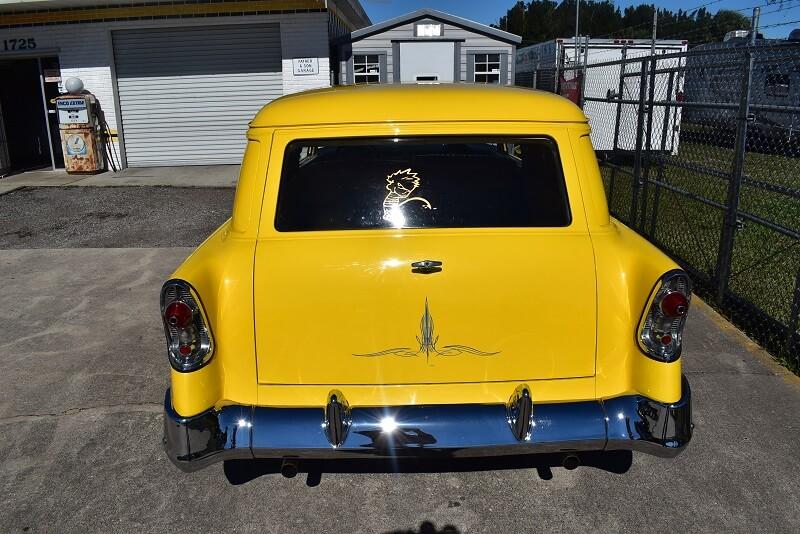 1956 Chevy Sedan Delivery – Kool Karz